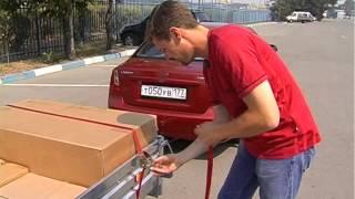 видео Правила буксировки автомобиля: советы и рекомендации