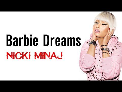 Nicki Minaj Barbie Dreams Lyrics Youtube