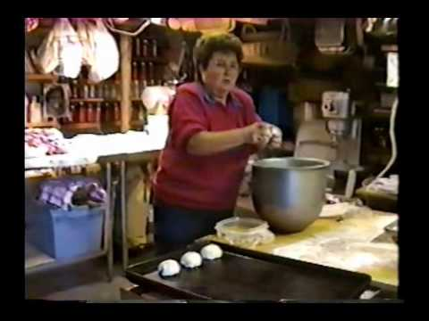 Italian Cooking with Cathy: Cavatelli and Bread Part 2