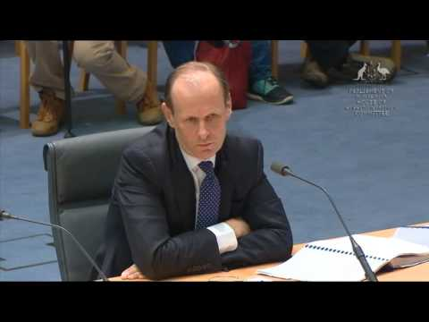ANZ boss apologises at the banking inquiry