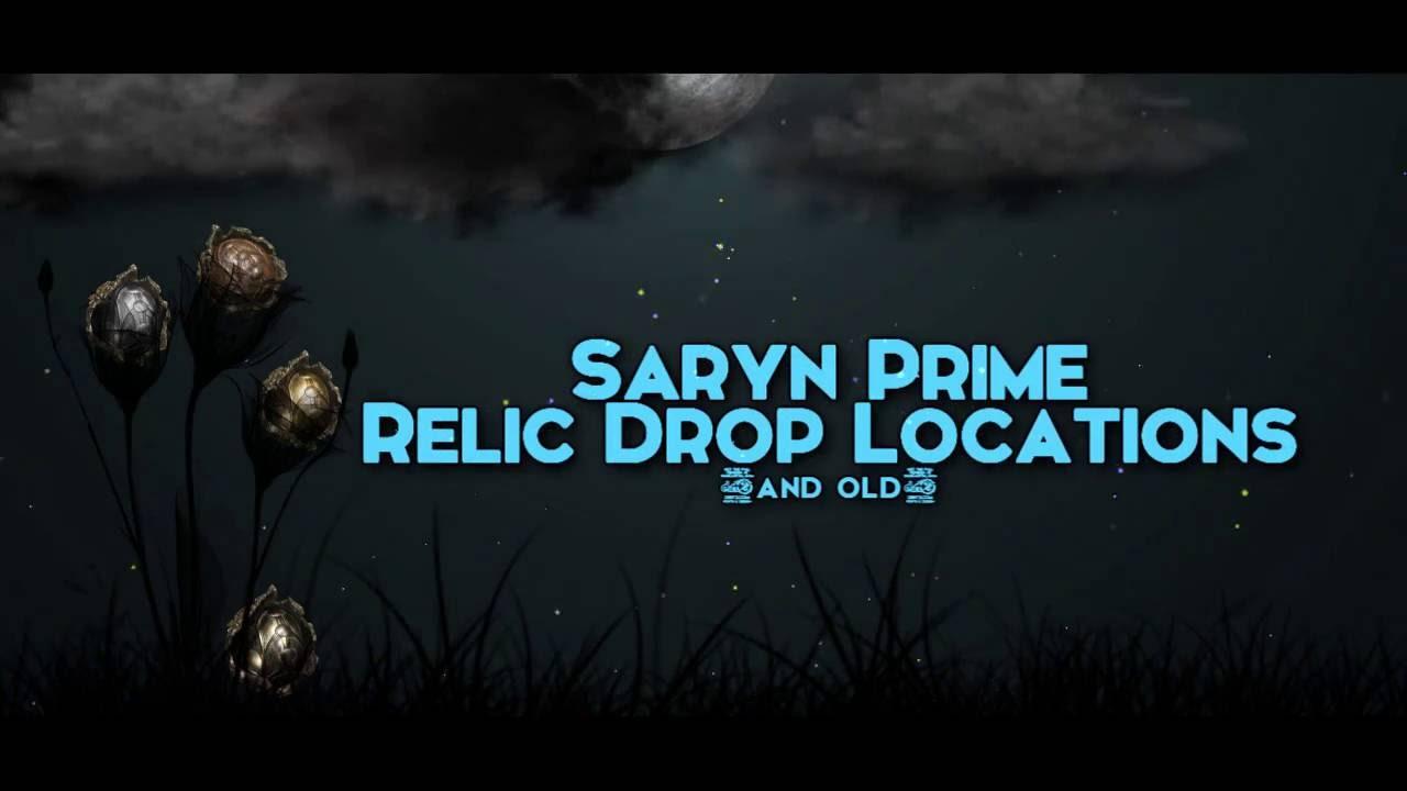 saryn prime bp price