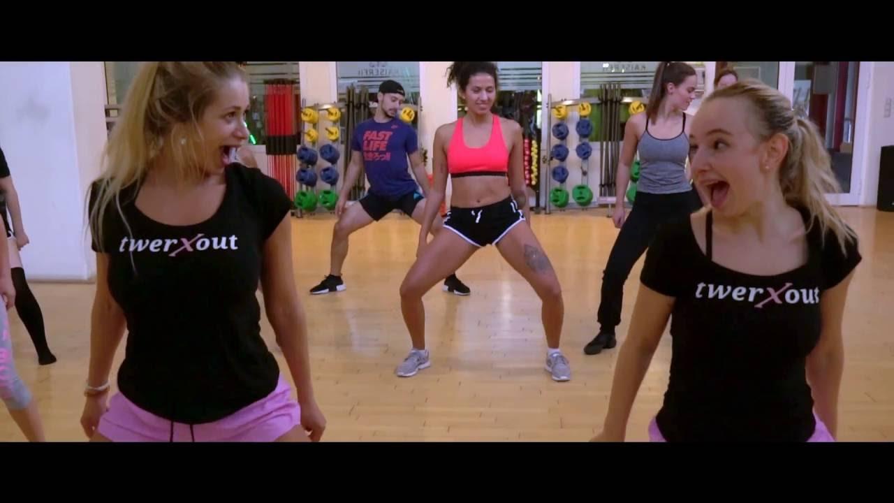 twerXout® fitness mit Bianca am Freitagabend via Zoom