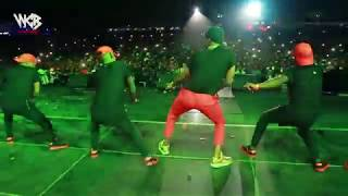 Diamond Platnumz - Live Performance at CastleLiteUnlocks ( Leaders club)