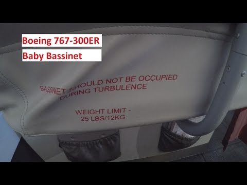 Air Canada Rouge Baby Bassinet Review: From Vancouver To Osaka