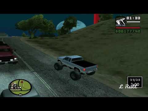 GTA San Andreas - Monster (HD)