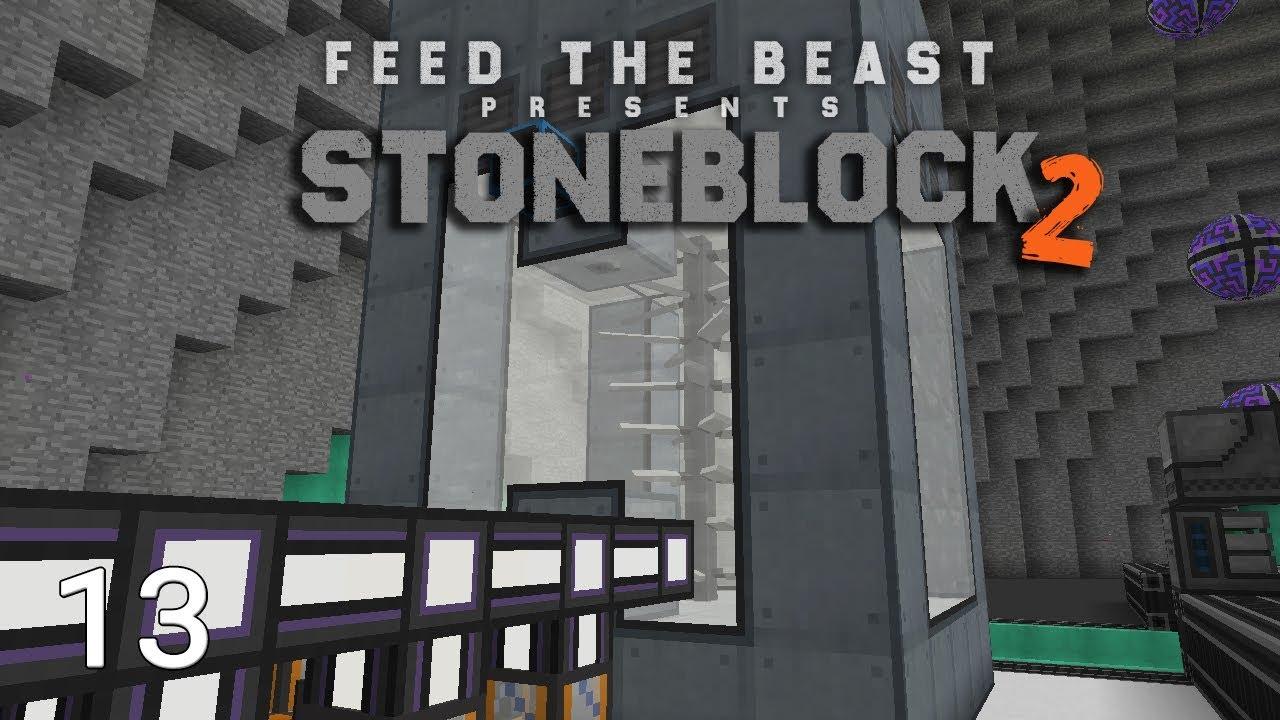 Stoneblock 2 Mekanism Turbine Power