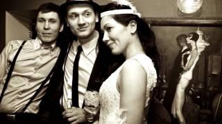 видео Гангстерская свадьба, свадьба в гангстерском стиле