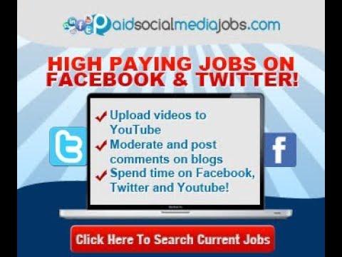 paid social media jobs review !