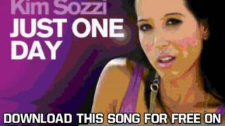 Kim Sozzi Just One Day Open Up Your Heart  Bellatrax Radio Edit