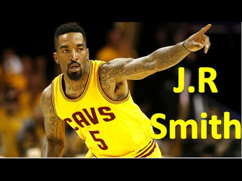 J.R Smith  - ''Don't Let Me Down''