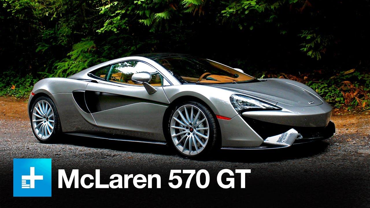 2016 McLaren 570GT   Review
