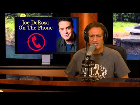 Joe DeRosa and Anthony Chat It Out