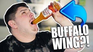 Gross Soda Challenge! (Bacon, Pickle, Buffalo Wing, etc...)