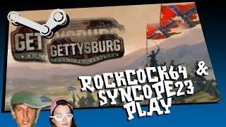 rockcock64 plays gettysburg armored warfare w/ syncope23