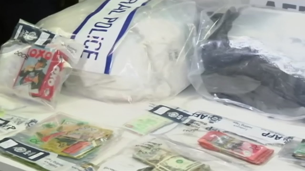 1 7 Tons of Meth Seized In Single Largest Seizure of
