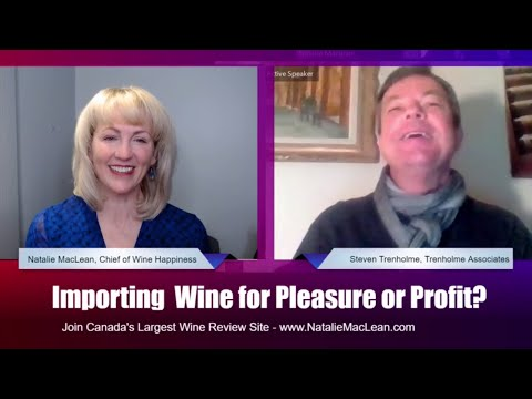 Importing Wine for Pleasure and Profit (Video)