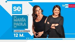 TVPerú Noticias Segunda Edición - 14/08/2020