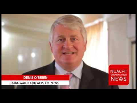 Denis O'Brien's Message to Waterford Whispers News