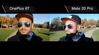 Huawei Mate 20 Pro vs OnePlus 6T Camera Comparison (Photo/Video/Audio)!