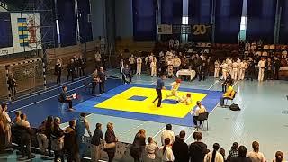 Nastya Chepurnova first fight