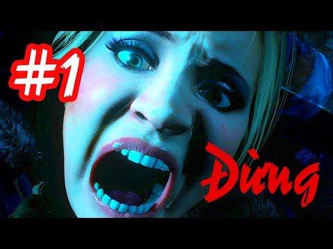 UNTIL DAWN #1: GAME SIÊU ÁM ẢNH KỶ NIỆM 2 NĂM STREAM !!!