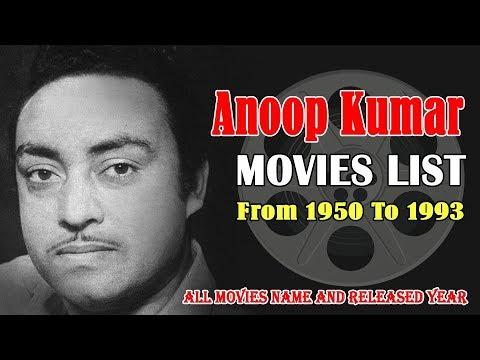 Anoop Kumar Movies List 1950-1993 ( Bollywood News )