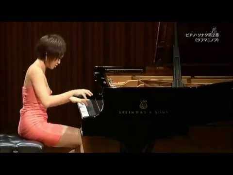 Yuja Wang - Rachmaninoff - Piano Sonata No 2 In B-flat Minor, Op 36