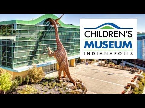 Children's Museum of Indianapolis: Spring Break Visit!