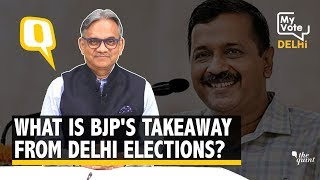 Delhi Elections 2020: Why BJP's Setback Isn't a Minor One | The Quint