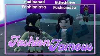 Roblox Indonesia ☆ - Fashion Famous (Catwalk canci sm littlechiriyo┏(^0^)┛┗(^0^) ┓)