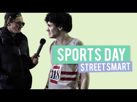 StreetSmart - Sports Day at Oxford Brookes