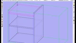 Базис Мебельщик 8. Создание евровинта