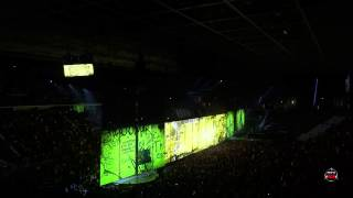 U2 The Fly (Gavin Friday Intermission) #U2IETour Turin Sept. 4 [1080p by MekVox]