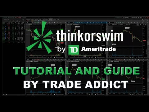 Think Or Swim (ToS) - Tutorial And Guide