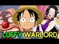 The Reason Luffy Can Never Be A Warlord - One Piece Discussion