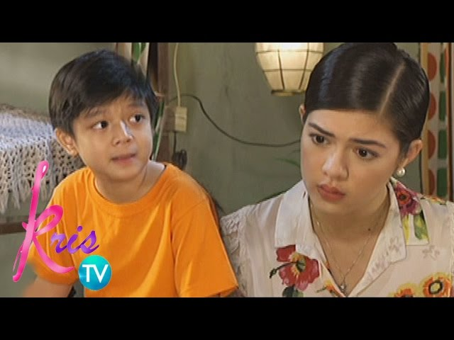 Kris TV: Shaina admits she was attached to Marco Masa
