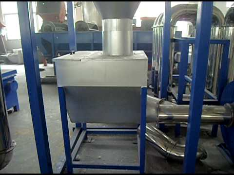 PE PP films or PP Woven Bags Washing Recycling Line-capacity 1000kg/h email: recyclingmc@hotmail.com