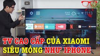 TV CAO CẤP của Xiaomi nó phải thế này, xem Việt Nam vs UAE thôi nào !