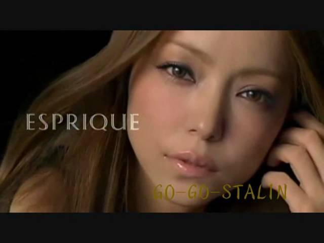 Amuro Namie 安室奈美恵  KOSÉ 新CM 2011 ver2 15sec
