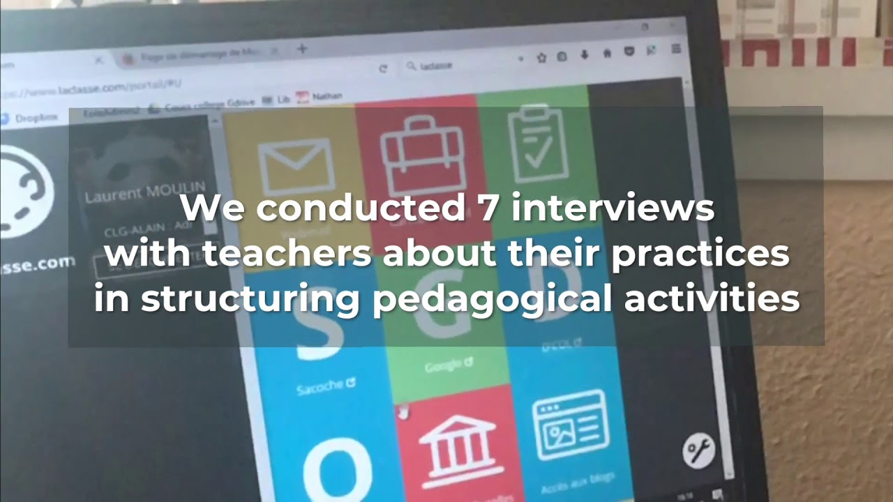 Design, Adjust and Reuse -- How Teachers Script Pedagogical