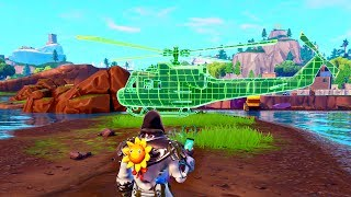 5 Minutes and 57 Seconds Of Fortnite Glitches