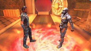 Gangstar Vegas: Binary BlastCast VS Invisible Man
