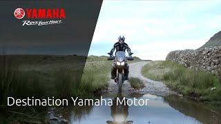 Plan your dream trip with Destination Yamaha!