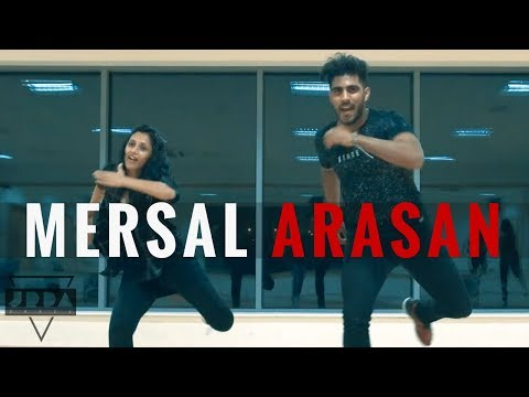 MERSAL ARASAN DANCE | Vijay | AR Rahman | Atlee | @JeyaRaveendran choreography