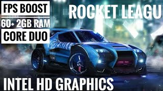 Rocket League FPS Boost | potatopcguy