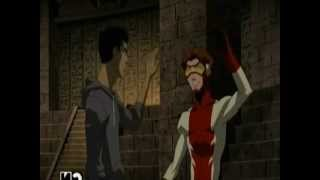 Young Justice Season 2 - Impulse and Blue Beetle Moments Part 3