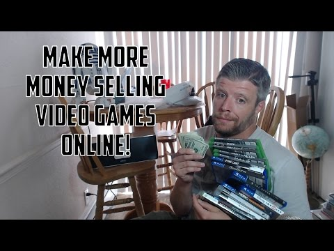 Amazon FBA Tip Make More Money Selling Video Games Online PriceCharting as a Guide Review