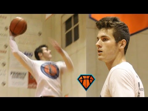 2016 6'4 Scott Perry Workout w/ Dynasty Drills