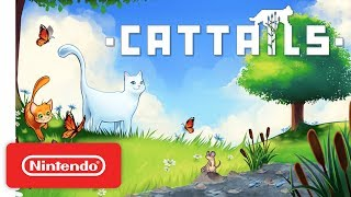 Cattails - Gameplay Trailer - Nintendo Switch