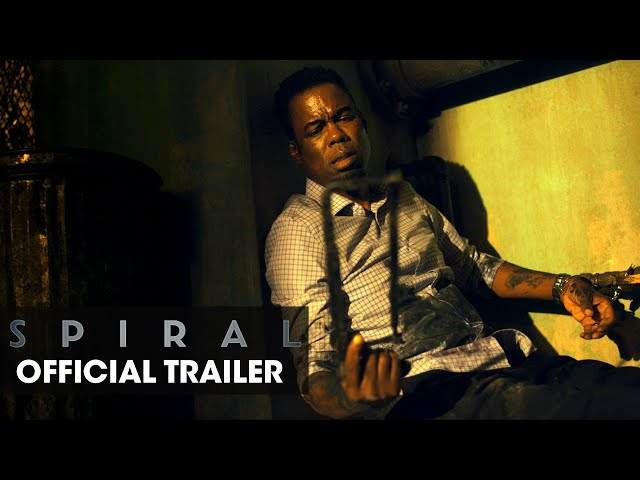 Spiral: From the Book of Saw (2021 Movie) Official Trailer - Chris Rock, Samuel L. Jackson